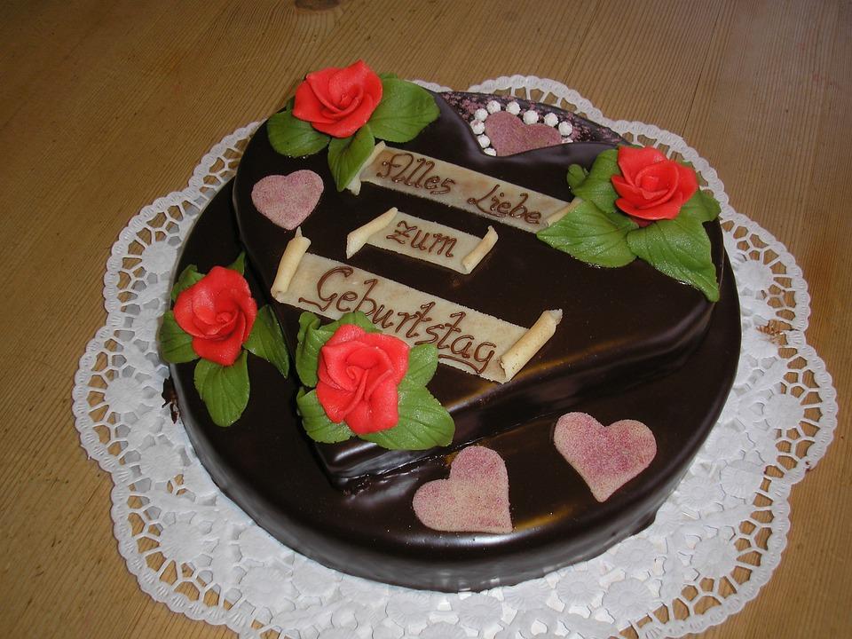 Backen Torte Suss Kostenloses Foto Auf Pixabay