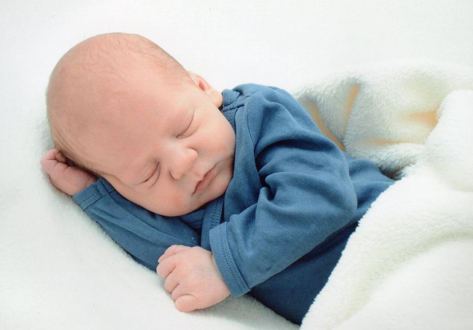 Baby, Внук, Ребенка, Младенец, Сон, Новорожденный