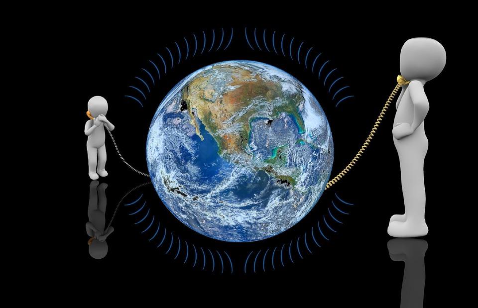 Comunicación, Contacto, Teléfono, Conexión
