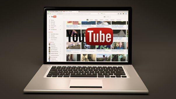 Youtube, Laptop, Notebook, Online