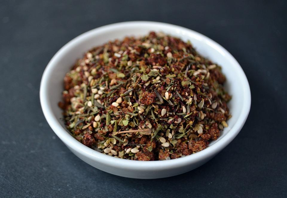 Zatar Spices Free Photo On Pixabay