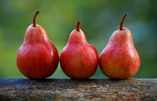 Pears, Fruit, Diet, Healthy, Nutrition
