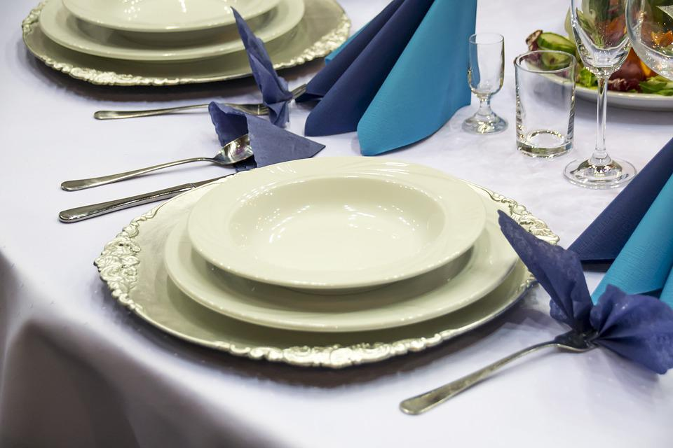 table setting cutlery catering tableware & Table Setting Cutlery Catering · Free photo on Pixabay