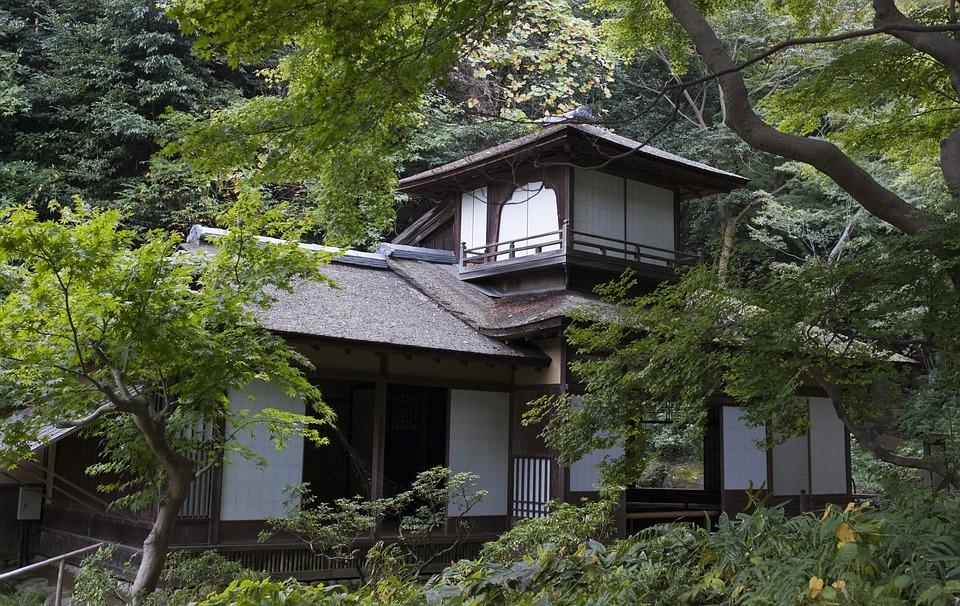 무료 사진: Chōshūkaku, 일본 집, 전통적인, 나무 - Pixabay의 무료 ...