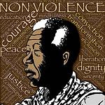non-violence, peace, transformation