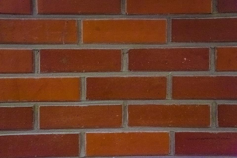 patterns on brick walls - photo #15