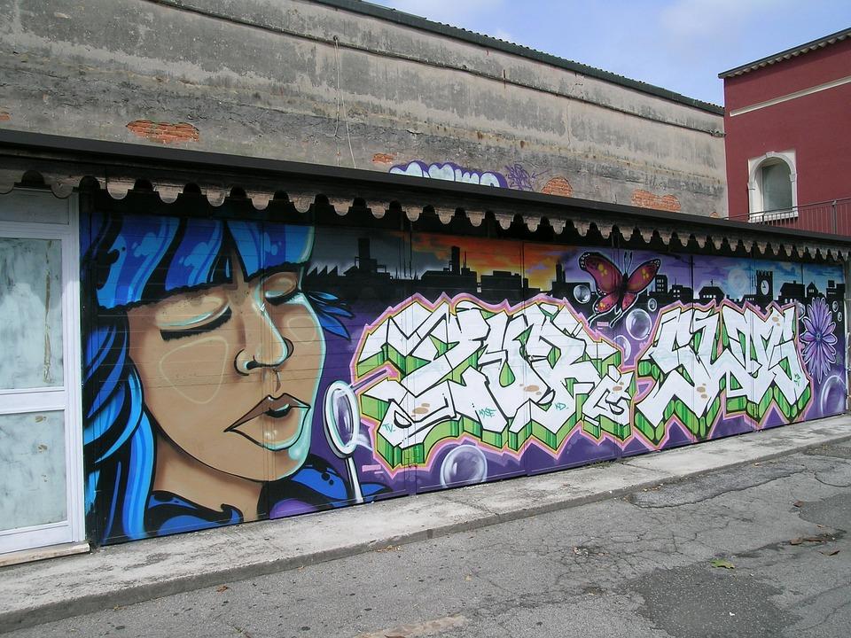 Duvar Resimleri Sokak Sanatı Pixabayde ücretsiz Fotoğraf