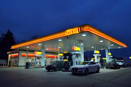 Gas Station, Oil Industry, Oil Prices