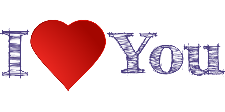 Image vectorielle gratuite coeur amour saint valentin - Coeurs amoureux ...