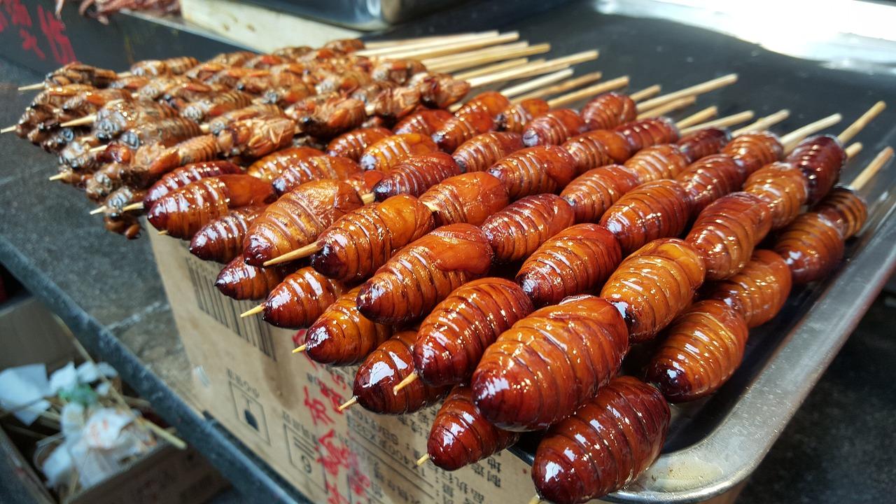 Китайские деликатесы с фото