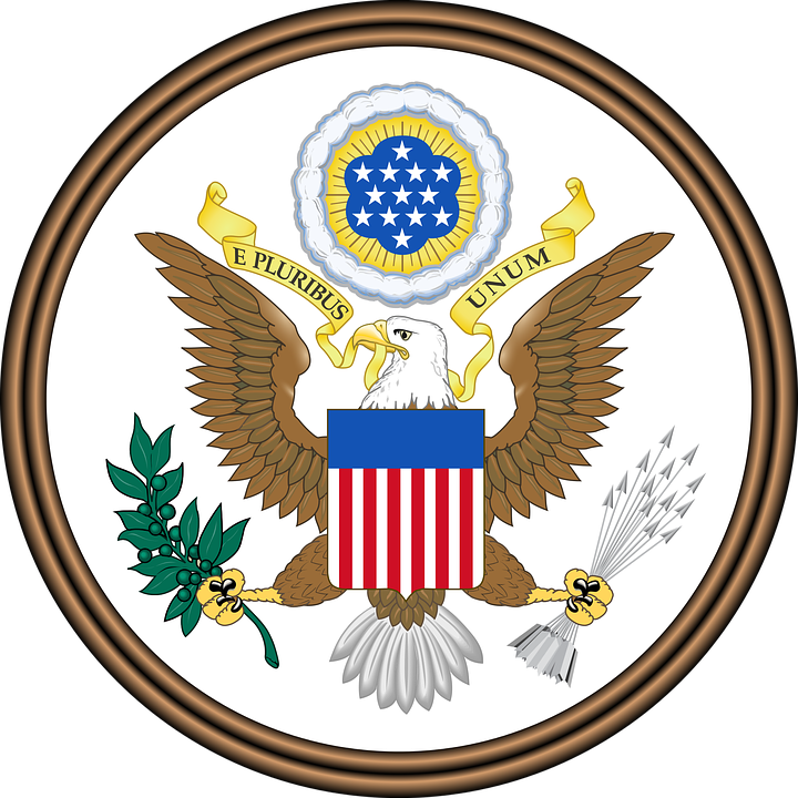 Free illustration: Seal President Of The United States - Free ...