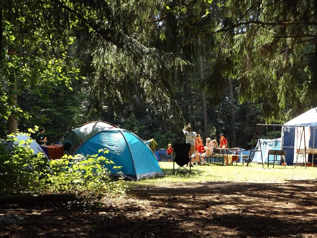 第一次キャンプブームとは?