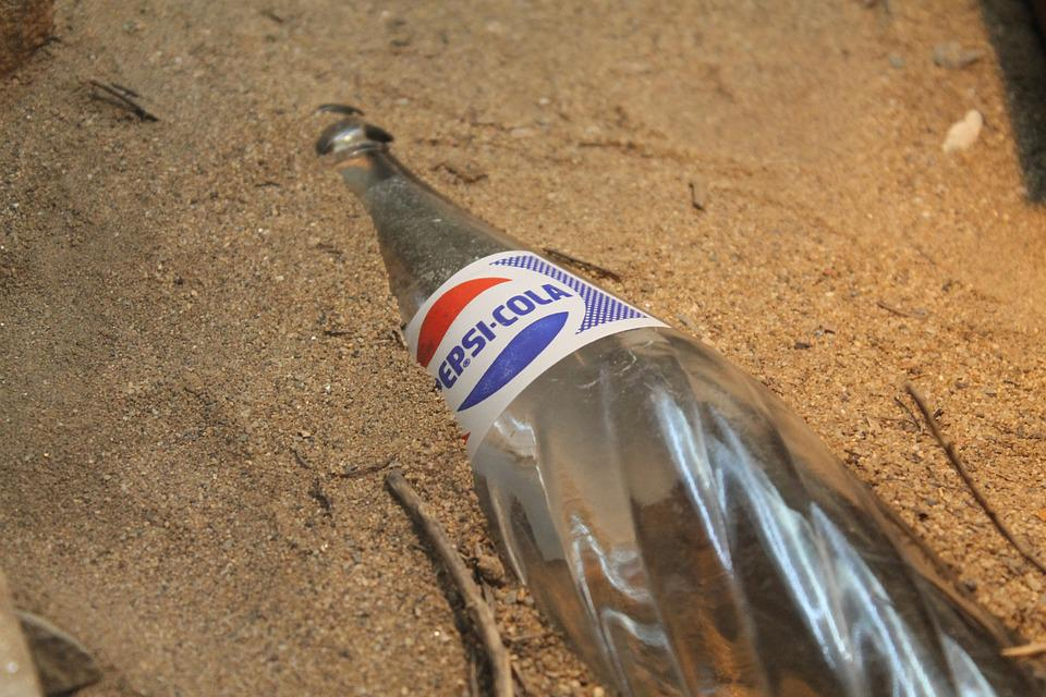 Pepsi, Flaske, Cola, Glass, Drikke, Brus, Brun Flaske