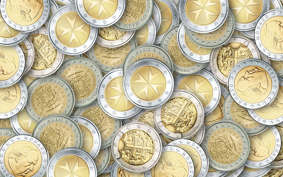 Евро деньги монеты фотоальбом на 150 фото