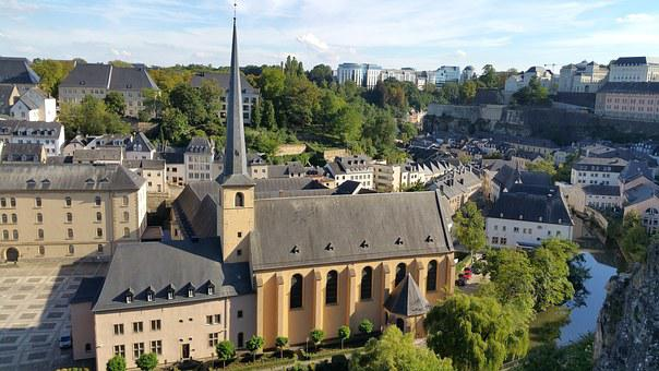 Luxembourg, Luxembourg City
