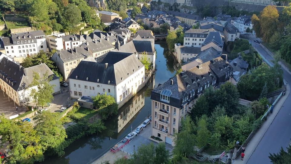 luxembourg paysage - Image