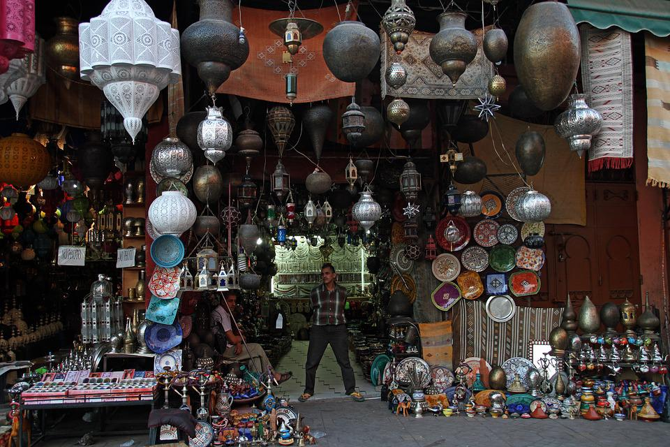 Things to Do in Marrakech - Souks