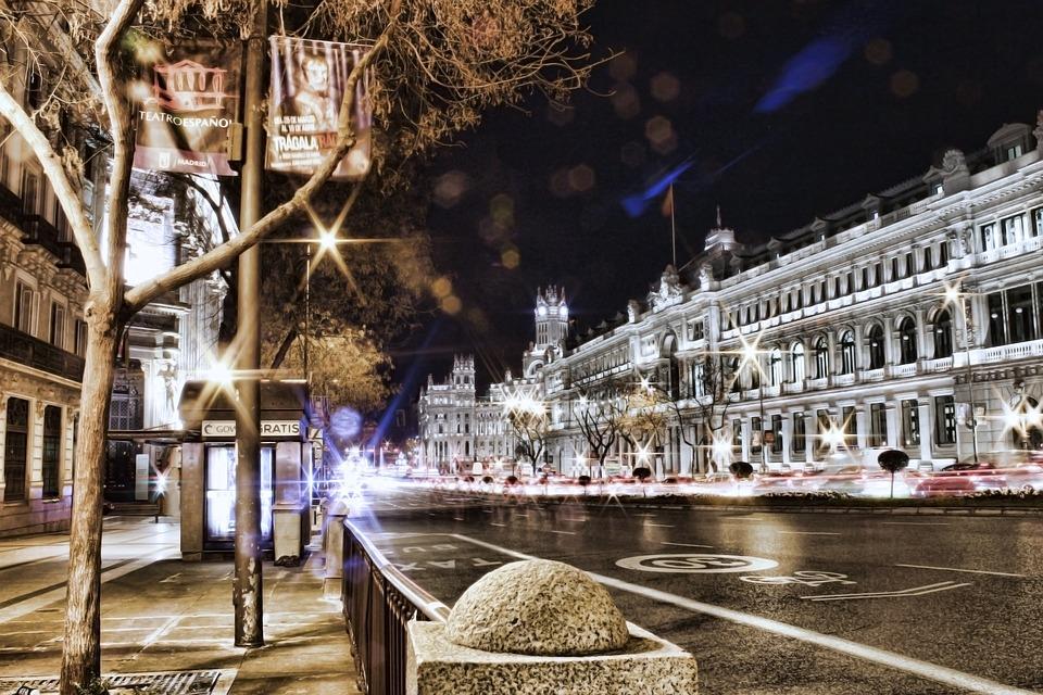 Urbano Madrid Edificios - Foto gratis en Pixabay