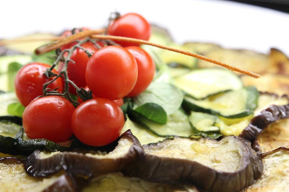 Verdure, Vegano, Insalata, Pomodoro, Pomodorini