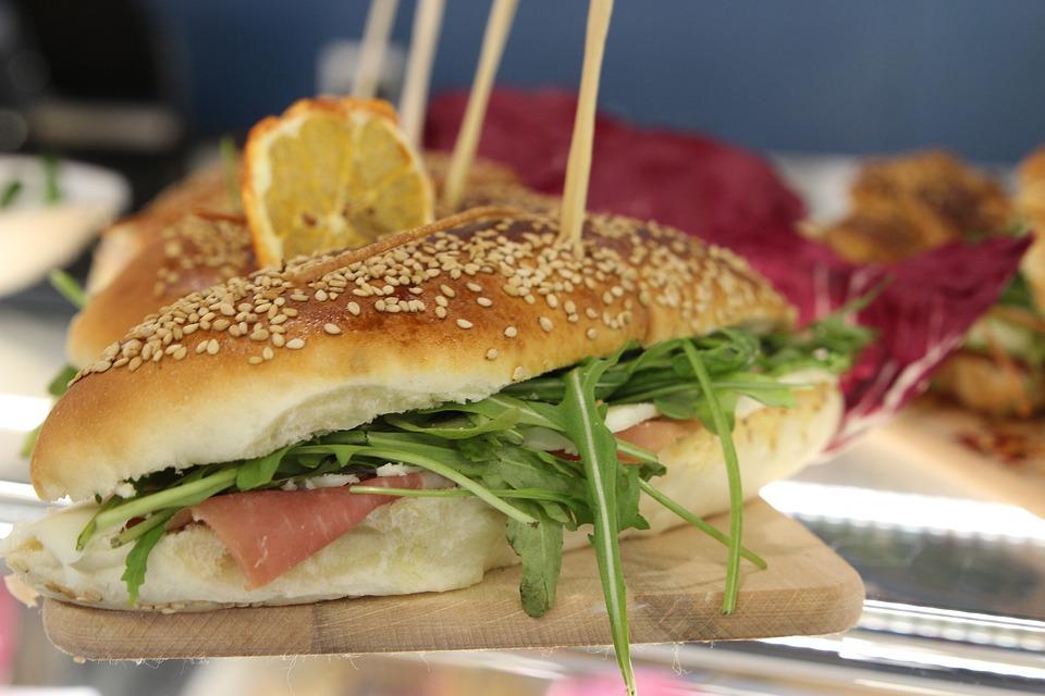 Ham Sandwich Ideas