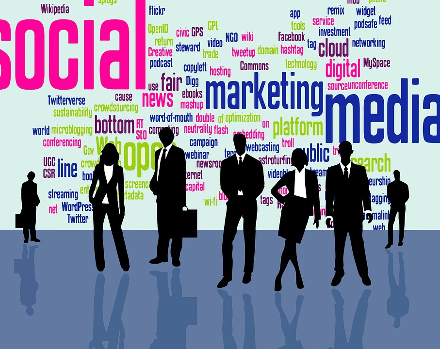 how to run social media for a business