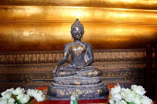 Buddha, Faith, Meditation, Asia, Figure