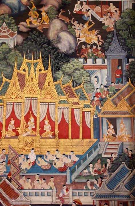 Gcastle Arts Temple Paints