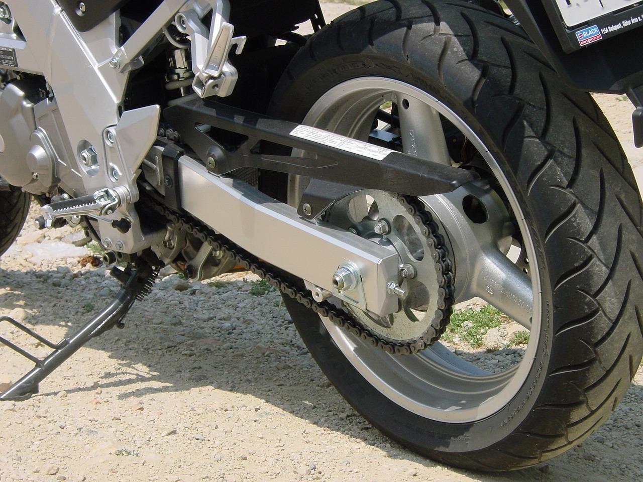 Suzuki Motorcycle Wheel - Free photo on Pixabay