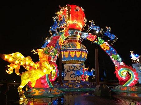 Lantern, Chinese, Chinese Lantern