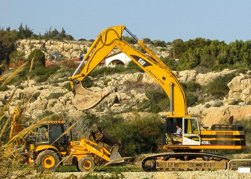 bulldozer free images on pixabay