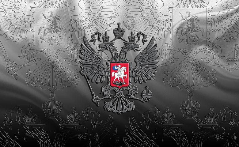 обои на рабочий стол флаг и герб россии пускаете ленту