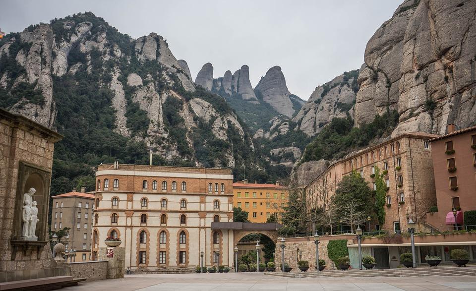 Free Photo Montserrat Monastery Spain Free Image On Pixabay 1168995