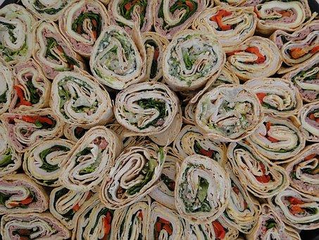 Savory Pinwheel Recipe