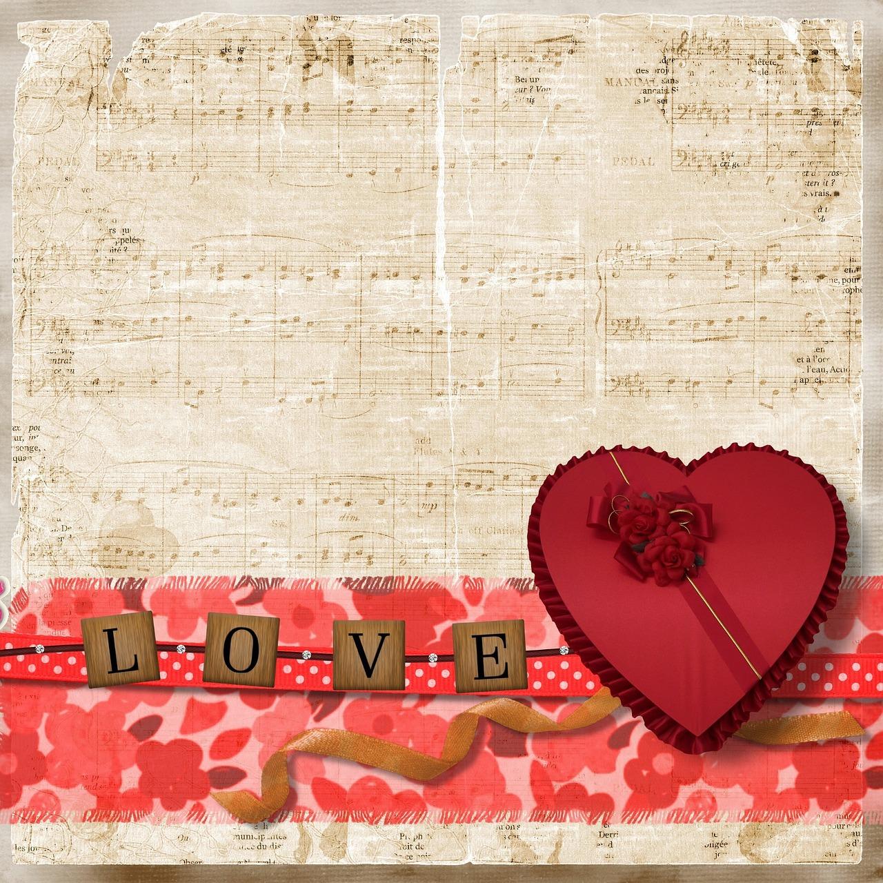 Background Love Vintage Free Image On Pixabay