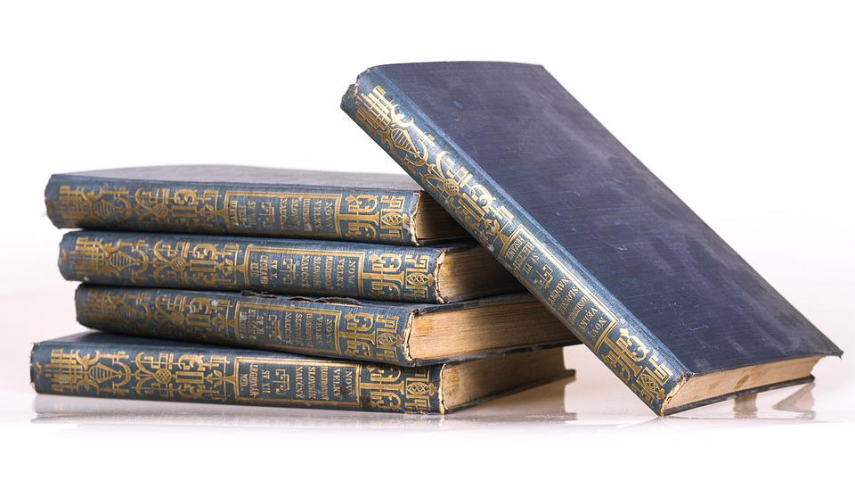Free photo: Books, Old, Book, Page, Foliage - Free Image on Pixabay ...