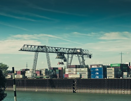 Port, Container, Container Terminal