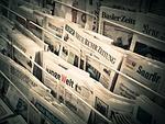 aktualności, gazeta codzienna, prasa