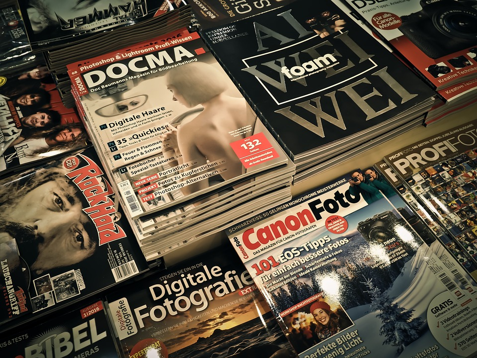 Magazines, Lecture, Magazine, Journal, Presse, Dossiers