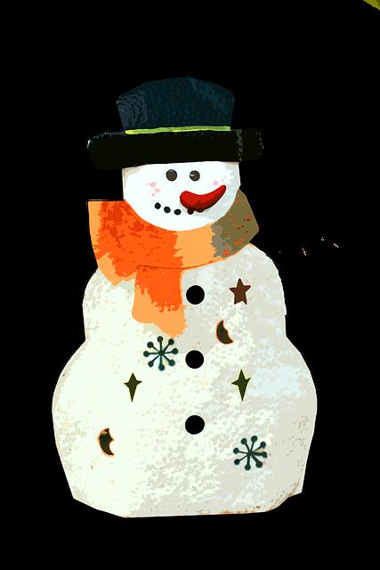 darmo ilustracja ba u0142wan  png  rysunek  grafika  zima clip art snowman faces clip art snowman head