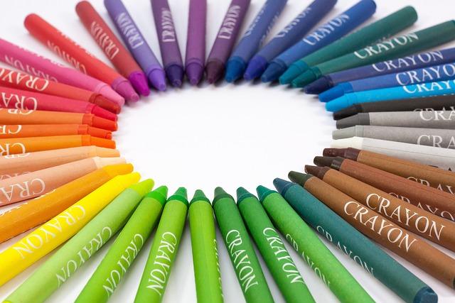 Chalk, Colored Pencils, Colour Pencils, Star
