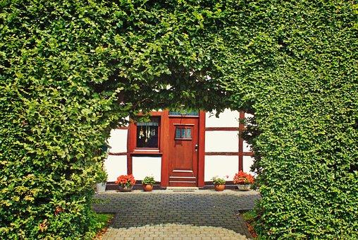 Hedge, Hedge Accounting, Fachwerkhaus