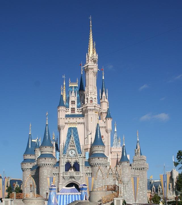 Free Photo Castle Of The Sleeping Beauty Free Image On