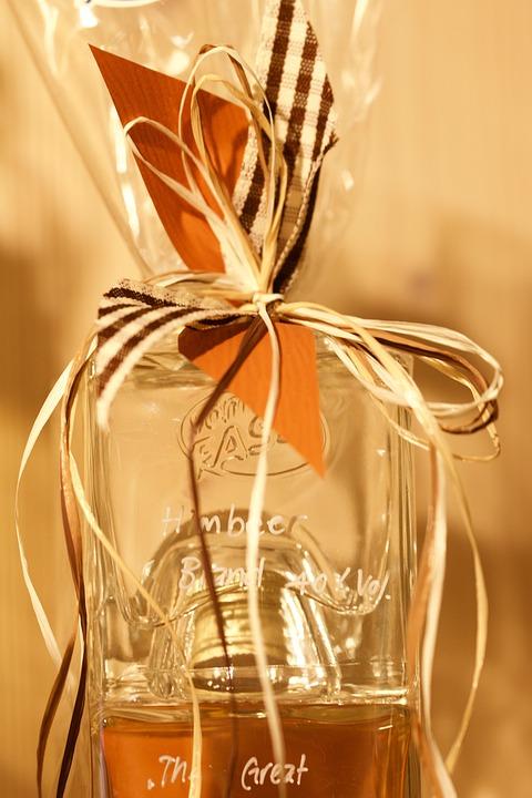 Flasche Dekoration Geschenk Kostenloses Foto Auf Pixabay