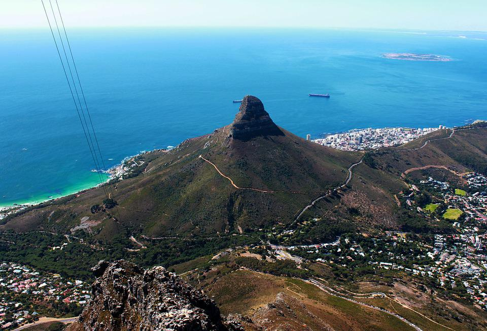 Table Top Mountain South Africa Free Photo On Pixabay - Table top mountain south africa