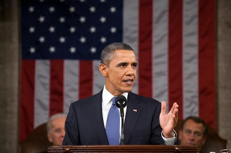 バラク オバマ, 公式の肖像画, アメリカ合衆国大統領, アメリカ, ワシントン, 公式写真, 音声, 会議