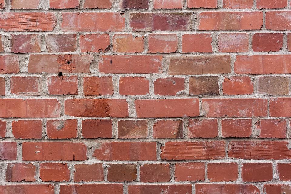 Free Photo: Brick, Wall, Background, Brick Wall