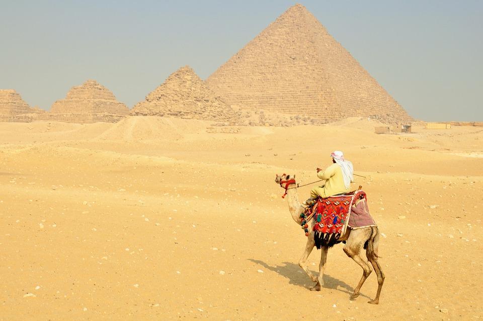 Sfinks, Egypt, Hieroglyfer, Tempel, Pierre, Historie