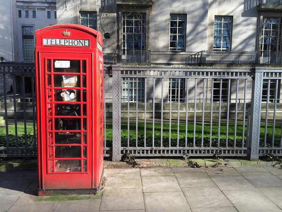 Foto Cabina Telefonica Di Londra : Cabina telefonica rossa di londra scaricare vettori gratis