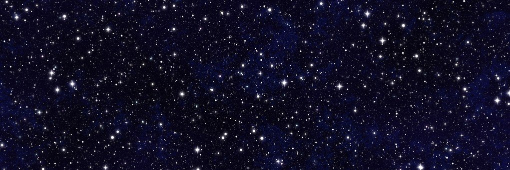 Banner Header Universe Star Space
