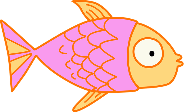 Fish kids clip art free image on pixabay for Fish for toddlers